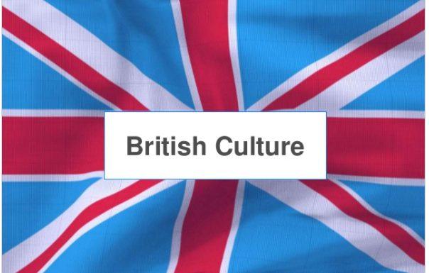 British Culture Lesson