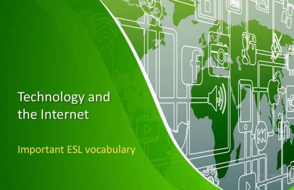 Internet Vocabulary