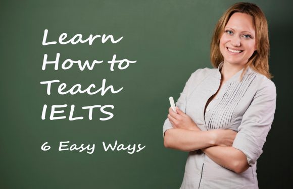 How to Teach IELTS