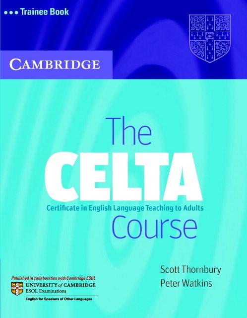 CELTA Summary
