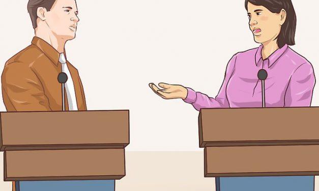 Teaching Debate Skills for ESL