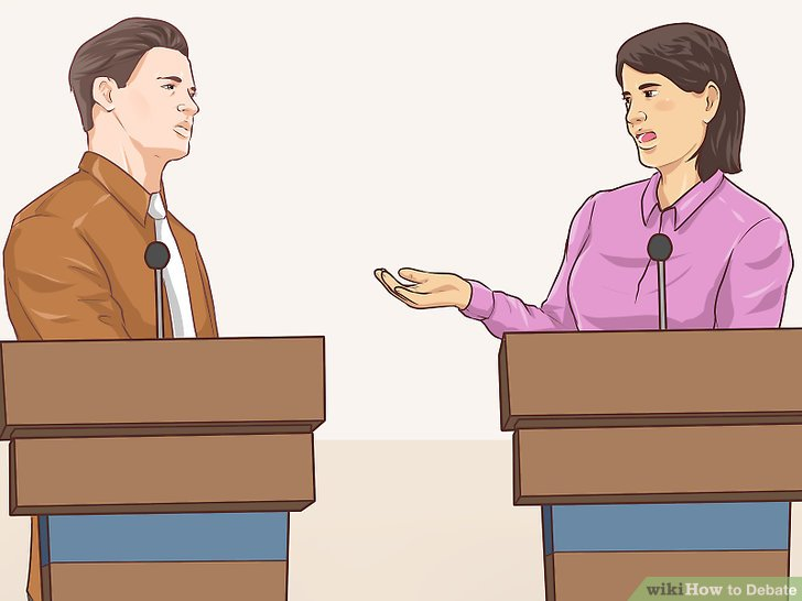Teaching Debate Skills for ESL