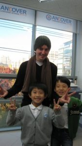 Teaching in South Korea