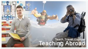 teaching esl advert