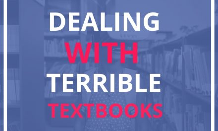 How to Deal with Terrible ESL Textbooks