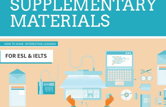 Finding Supplementary Materials to Use in ESL Lessons