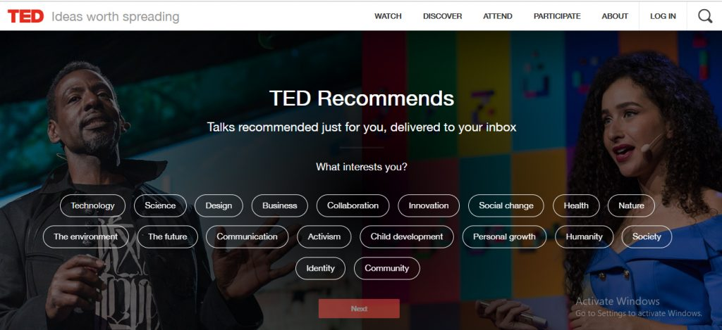 ted website