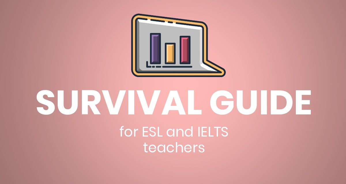 Is There a Future in Teaching ESL and IELTS?