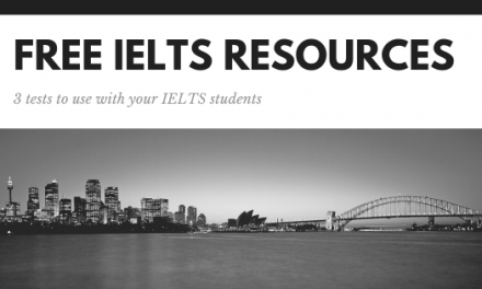 Free IELTS Resources for Teachers