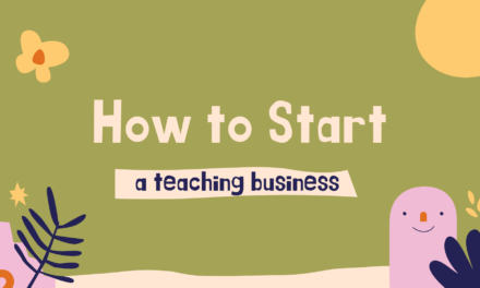 How to Start an Online Teaching Business