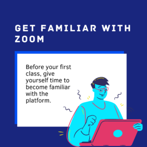 how to use zoom for online teaching