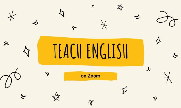 How to teach ESL lessons using zoom